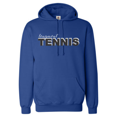 Longmont Tennis -  - Hooded Sweatshirt Thumbnail