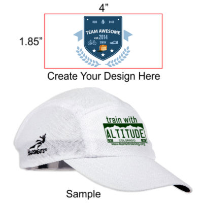 Team Awesome - Headsweat Hat Thumbnail