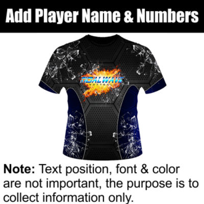 Crush Sublimated Team Jersey 8 Thumbnail