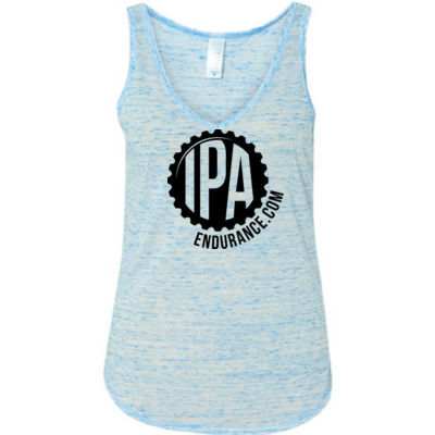 IPA Endurance - Ladies' Flowy V-Neck Tank Thumbnail