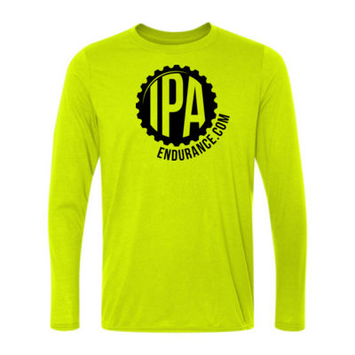 IPA Endurance - Light Long Sleeve Ultra Performance 100% Performance T Shirt Thumbnail