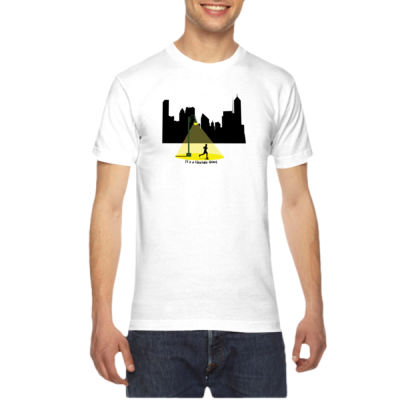 Others Sleep (Mens) - American Apparel Unisex T-Shirt Thumbnail