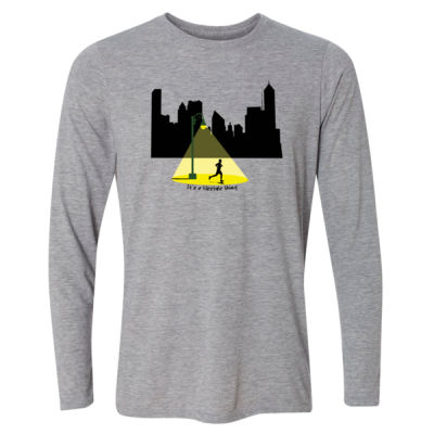 Others Sleep (Mens) - Light Long Sleeve Ultra Performance Active Lifestyle T Shirt Thumbnail