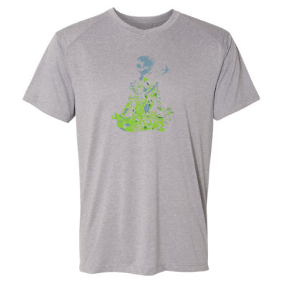 Inner Peace Yoga - (S) Kinergy Training Light Color Tee Thumbnail