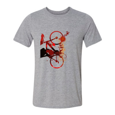 Cycling - Light Youth/Adult Ultra Performance Active Lifestyle T Shirt Thumbnail