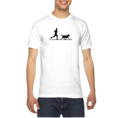 The Pacer - American Apparel Unisex T-Shirt Thumbnail