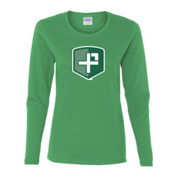 The Positivity Project - Gildan Ladies Ultra Cotton™ Long Sleeve Missy Fit T Shirt Thumbnail