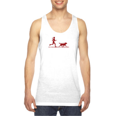 The Pacer - American Apparel Unisex Sublimation Tank Thumbnail
