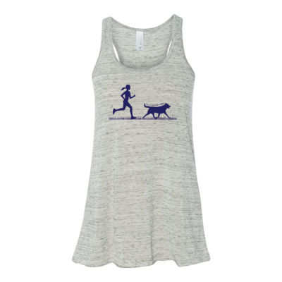 The Pacer - Bella Ladies' Flowy Racerback Tank (S) Thumbnail