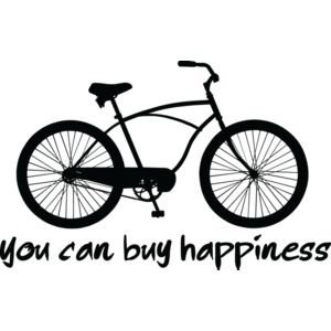 You can buy happiness   men s bike Thumbnail