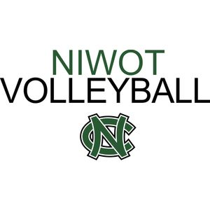 Niwot Volleyball with NC logo   DN Thumbnail