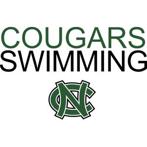 Cougars SWIMMING with NC logo   DN Thumbnail