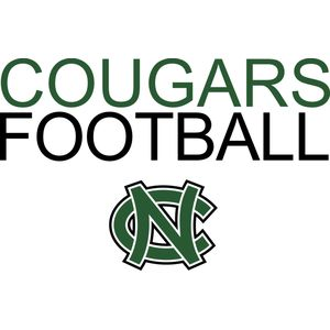 Cougars Football with NC logo   DN Thumbnail