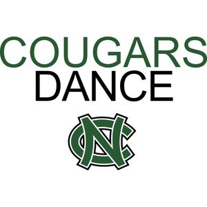 Cougars DANCE with NC logo   DN Thumbnail