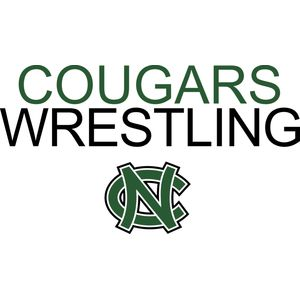 Cougars WRESTLING with NC logo   DN Thumbnail