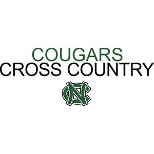 Cougars Cross Country with NC logo   DN Thumbnail